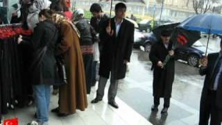 Has Partili Vekil Aday Adayları esnafı gezdi