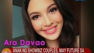 UB: Anak ng showbiz couples, may future sa showbiz tulad ng kanilang mga magulang