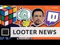 foto Looter News:  Turn Anything Into A Rubik's Cube, Looter Meet Up & Contest