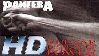 Full album - PanterA Vulgar Display of Power - HD AUDIO (REMASTERED)