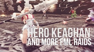 [Vindictus] Hero Keaghan and More FML Raids
