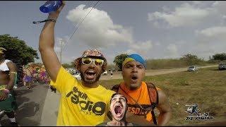 Antigua Carnival 2018: Myst Mas Band Walkthrough by DJ Quixx