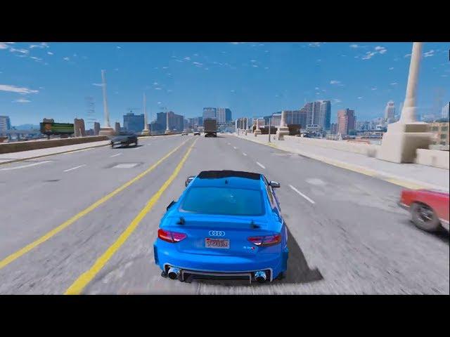 GTA 6 - Grand Theft Auto VI : INCREDIBLE REALISTIC Graphics !