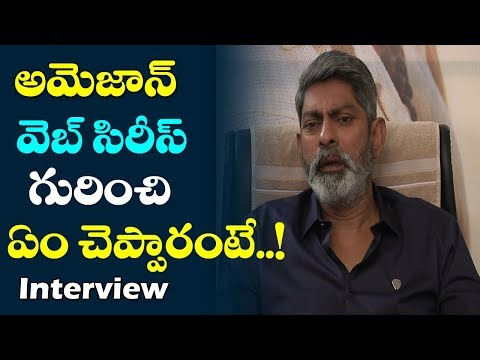 Jagapathi Babu About Amazon Web Series | Exclusive Interview | Aravindha Sametha | Film Jalsa
