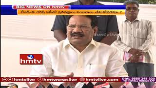 Nakka Ananda Babu Speaks To Media Over KCR Andhra Pradesh Entry | hmtv