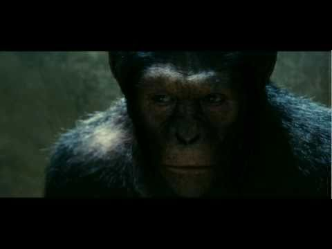 Officiele trailer Rise of the Planet of the Apes - Nederlands ondertiteld