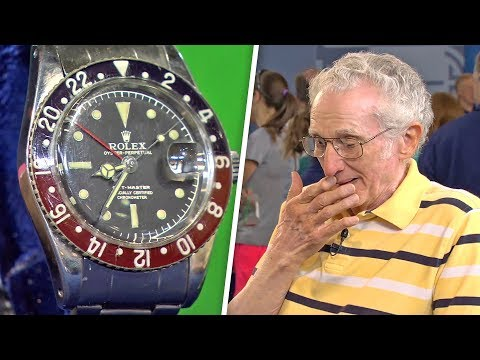 В 1960 году он купил ЧАСЫ и спустя 56 лет НЕ ПОВЕРИЛ услышанному