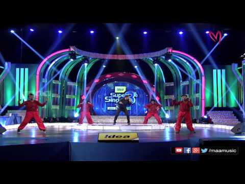 Super Singer 8 Episode - 4 II Karunya Performance
