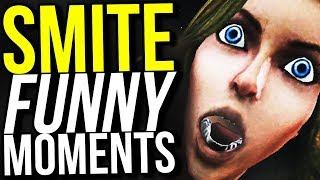 I can't even play this game anymore (Smite Funny Moments)