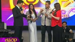 ASOP Song of the Week: Pati Langit ay Ngingiti (4th Weekly Elimination- June 2014)