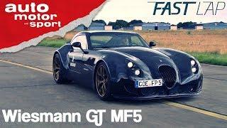 Wiesmann GT MF5: Arm, aber sexy! - Fast Lap XL | auto motor & sport