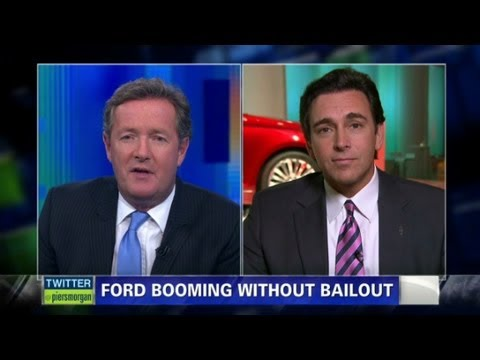 Why Ford succeeded without a bailout