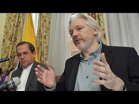 Julian Assange will Botschaftsasyl verlassen