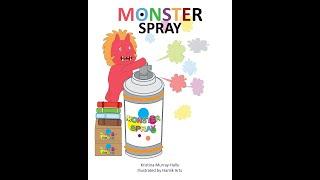 Children's Book Trailer - Monster Spray