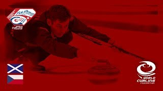 Canada v Scotland - Gold medal final - World Mixed Curling Championship 2017