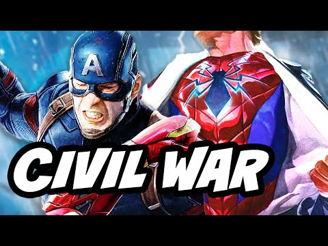 Agents Of SHIELD Season 3 Episode 20 Captain America Civil War Crossover Easter Eggs