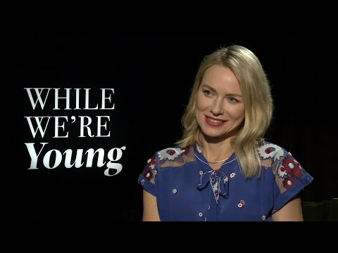'While We're Young' star Naomi Watts just wants to dance