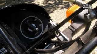 KTM LC4 620 ankicken Cold start a KTM LC4 620 with kickstart