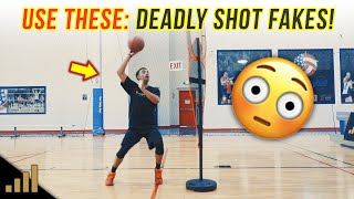 How to: DEADLY Shot Fake Moves to Destroy Your Defenders in Games! [POST MOVES]