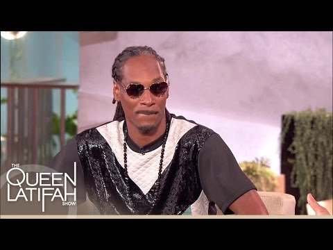 Snoop Dogg on His Daughter Dating | The Queen Latifah Show