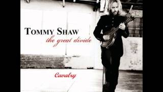 Watch Tommy Shaw Cavalry video