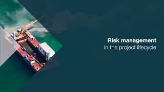 Risk management in the project lifecycle