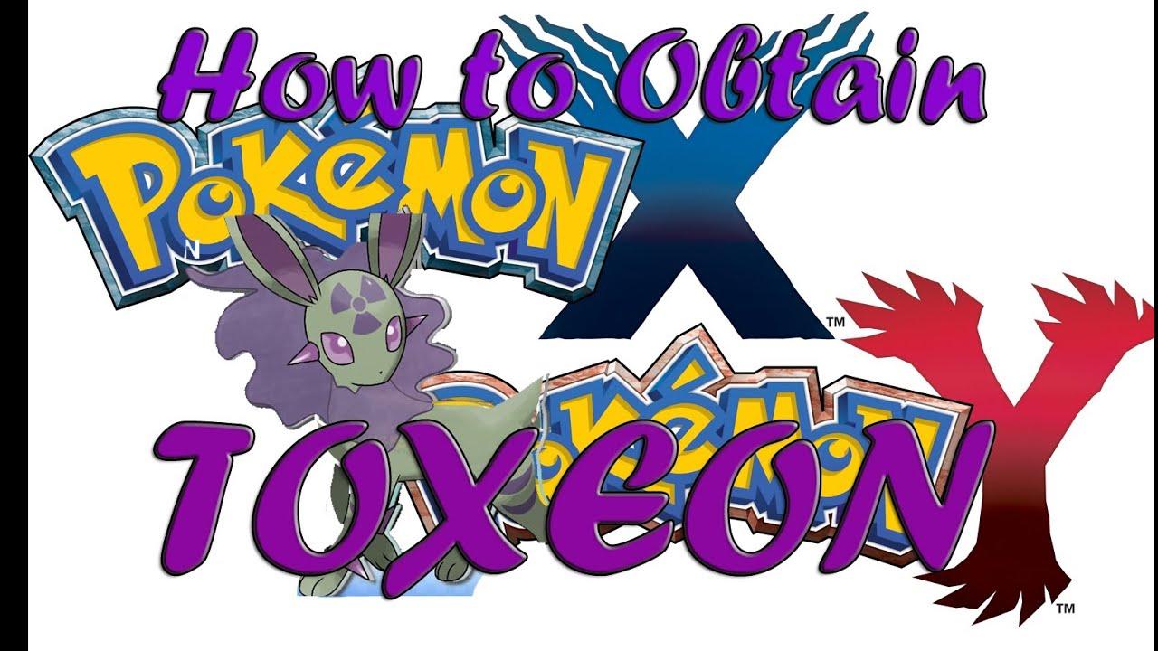 pokemon y how to get mew