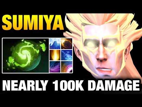 SUMiYa Invoker What a Game!! EPIC SICK COMBO Dota 2