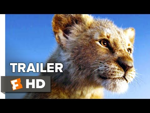 The Lion King Trailer #1 (2019)   Movieclips Trailers