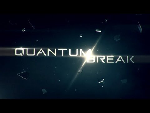 Quantum Break 'Debut Trailer' (XBOX ONE) TRUE-HD QUALITY