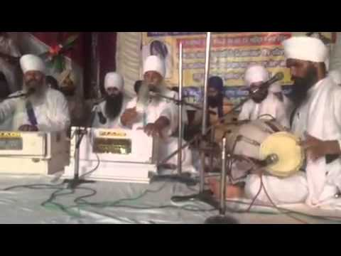 Sant Baba Saroop Singh Ji   **amazing New Dharna**  1-oct-2014 ,,ferozpur video