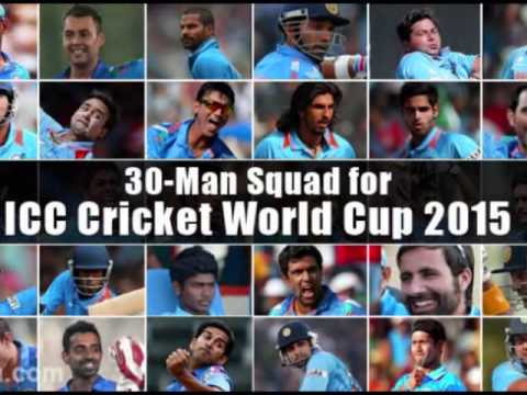 Binny, Patel make India's World Cup squad