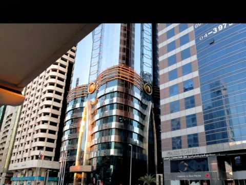 Dubai World Trade Center part 1