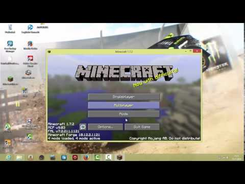 Minecraft: How to install Flan's mod ( Kovacic's Mod ) for Minecraft 1.7.9-.1.7.10