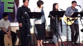 Let Your Kingdom Come Made To Worship CFBC P&W cover