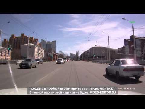 Иркутск.ул.Байкальская 03.05.2013