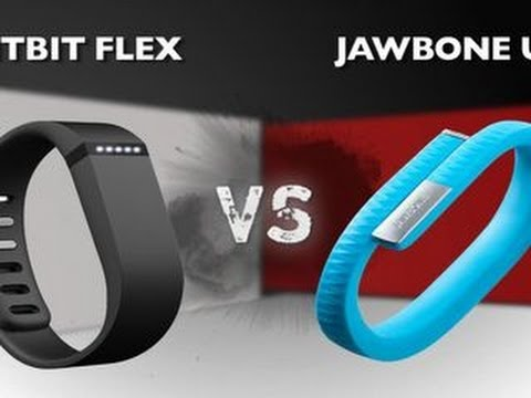 Prizefight - Fitbit Flex vs. Jawbone Up