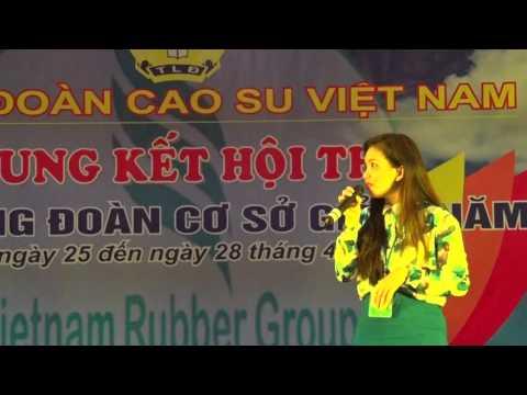"""Tiểu phẩm """"Thi đua"""" - Lê Vũ Yến Thanh - Cơ quan Tập đoàn CNCSVN"""