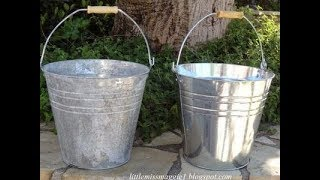 how to galvanize steel at home