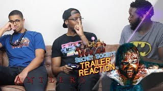 Antlers Trailer Reaction