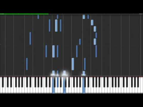 AKB0048 ~ Aitakata - short piano arrange