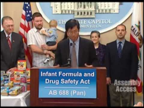 Banning the Sale of Expired Infant Food and Formula, Over-the-Counter Medication