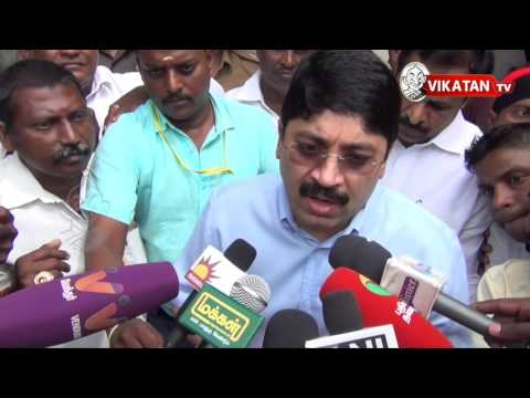 Why DMK lost? Dayanidhi Maran explains  TN Election 2016 Results