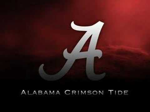 Alabama Crimson Tide Rap Video