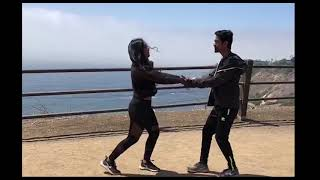 Sana and Zishan's Dance to Buzz by Aastha Gill feat Badshah