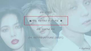 Download Lagu TRIPLE H - RETRO FUTURISM Full Album [2nd Mini Album] Gratis STAFABAND