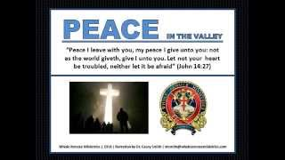 PEACE IN THE VALLEY by Whole Armour Ministries 2014