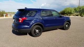 Ford Police Interceptor Utility Quirks - What civilians need to know before buying!
