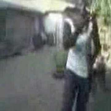 Ndaga Dance at a party in Gambia