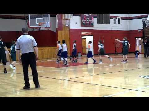 Stoney Point Knicks vs Celtics - Part 1 - 24 Jan 15